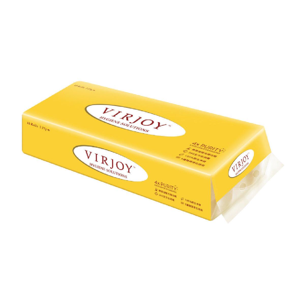 黃裝 三層衛生紙 135克
