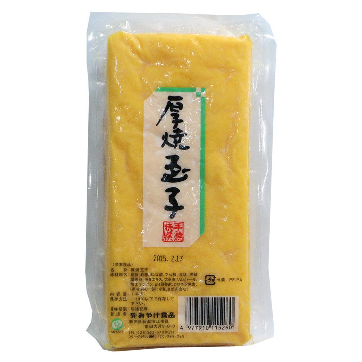 Japan Tamago Atsu Yaki (Miyake) 500g