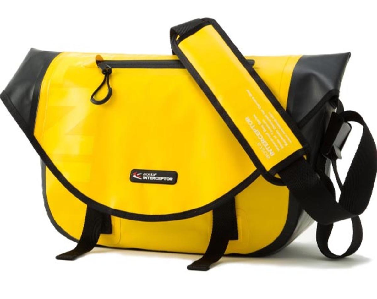 肯高 Aosta防水相機袋( Messenger M 黃色)