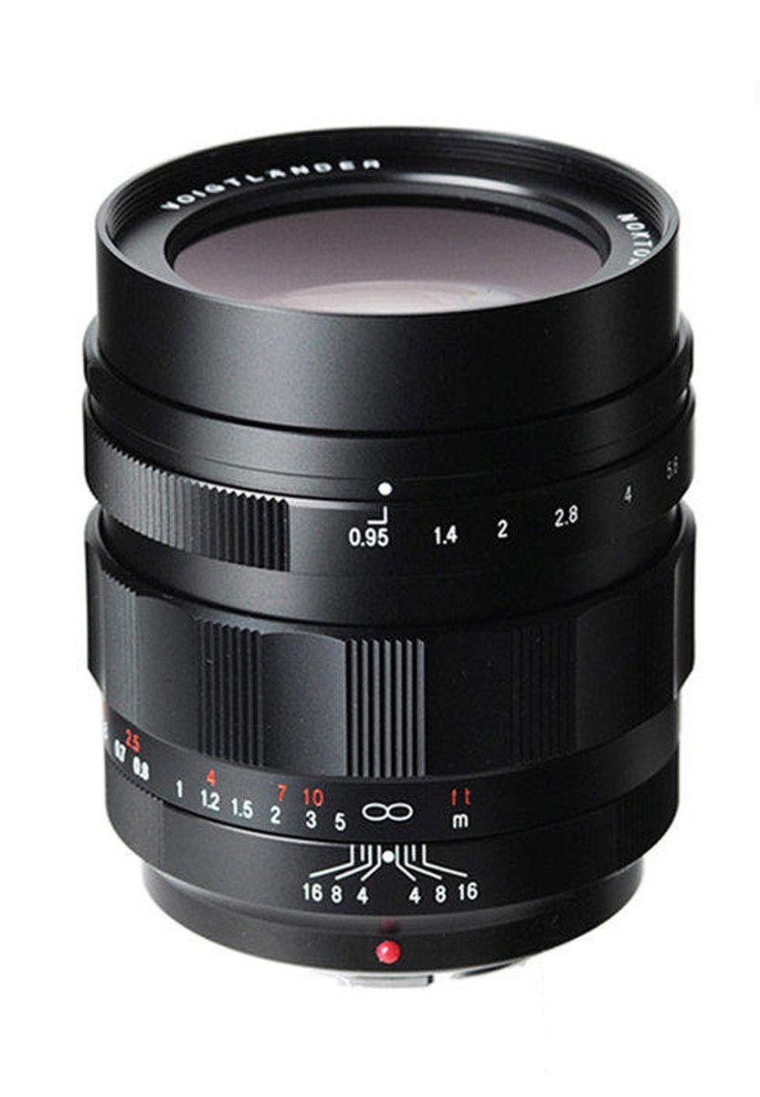 Nokton 42.5mm F0.95 Lens M4/3 Mount