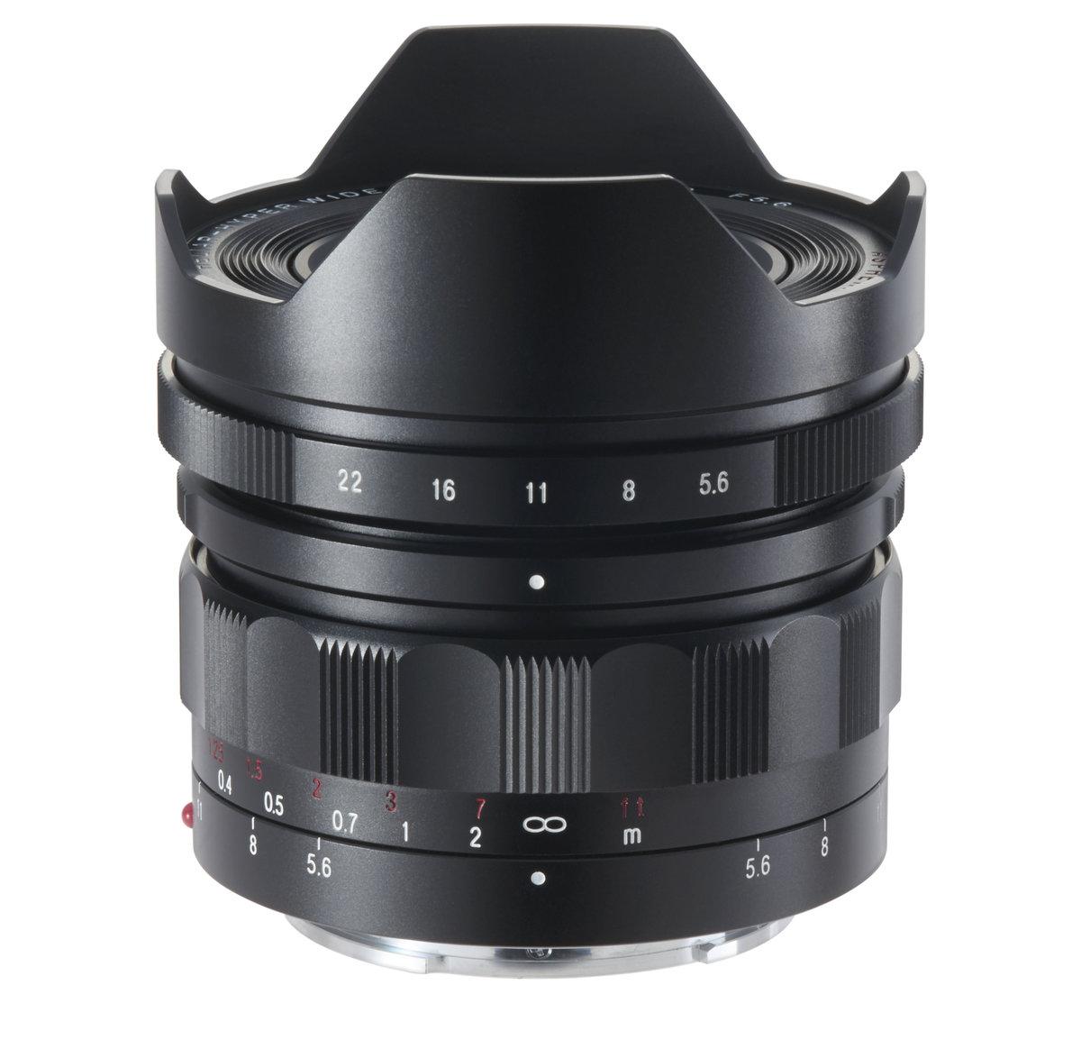 Heliar-Hyper Wide 10mm F5.6 Aspherical 鏡頭 E-mount