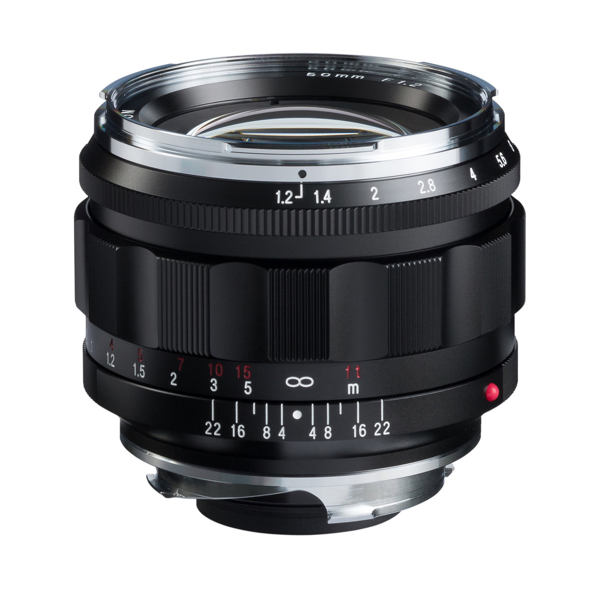 Nokon 50mmF1.2 Aspherical Lens VM-Mount