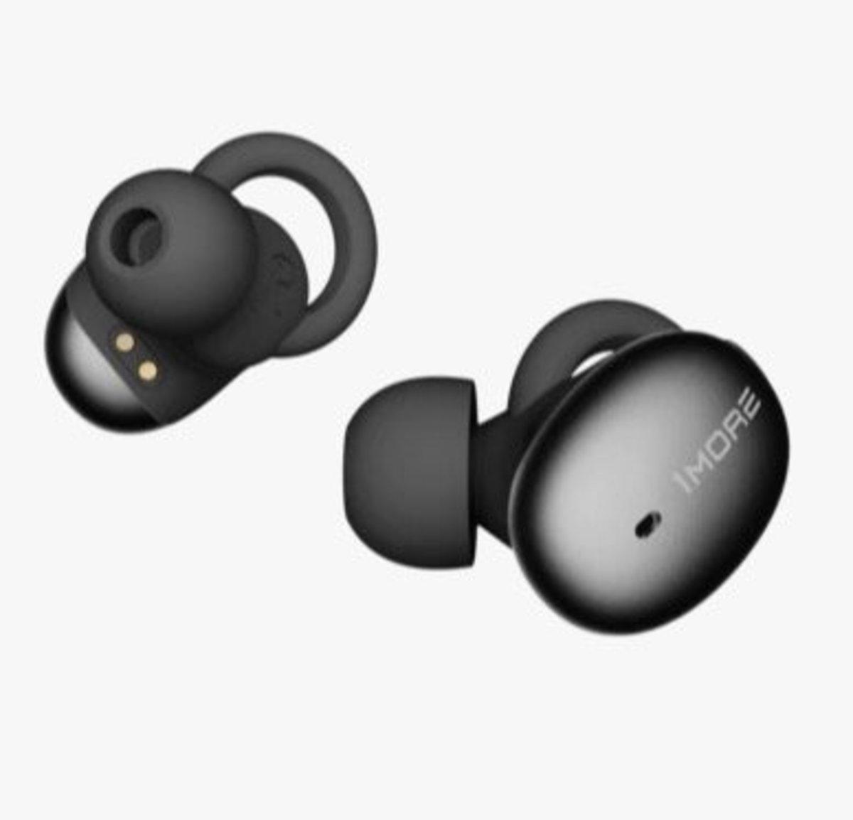 E1026BT-I aptX/AAC 低延遲藍牙5.0真無線耳機[幻夜黑]