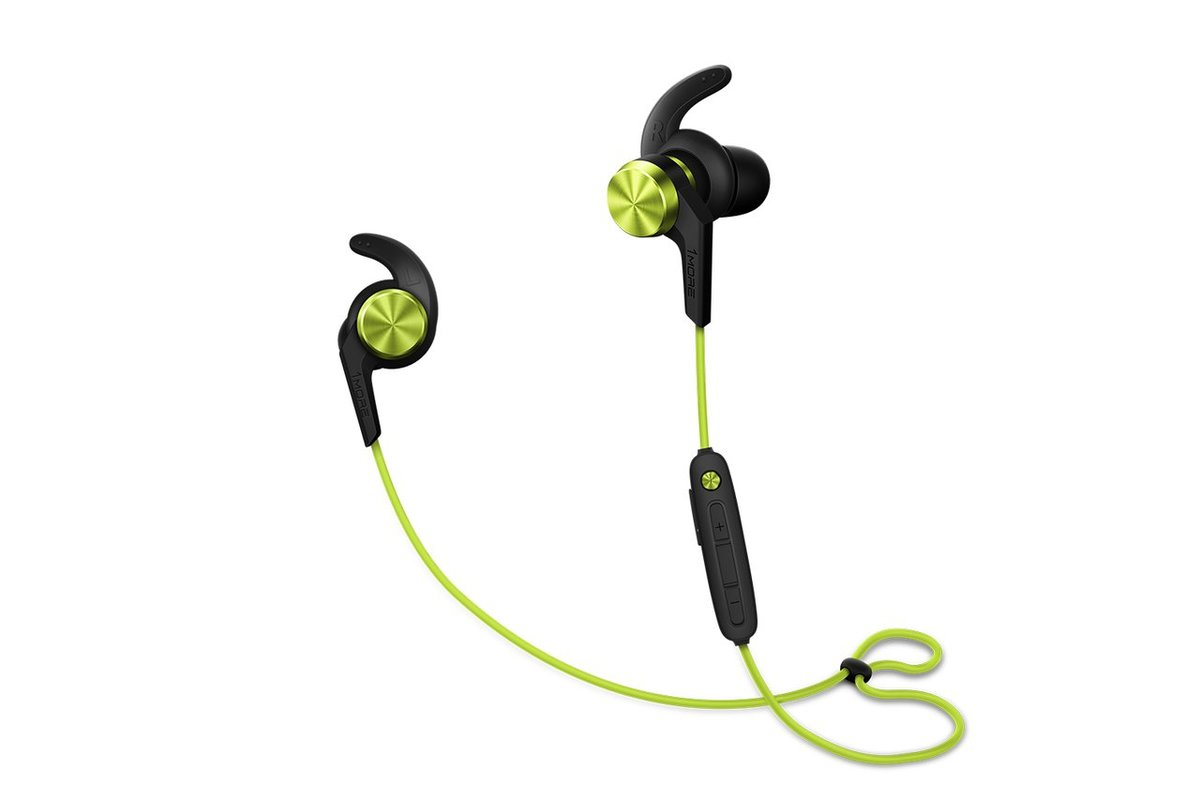 iBFree 無線運動耳機[綠色]