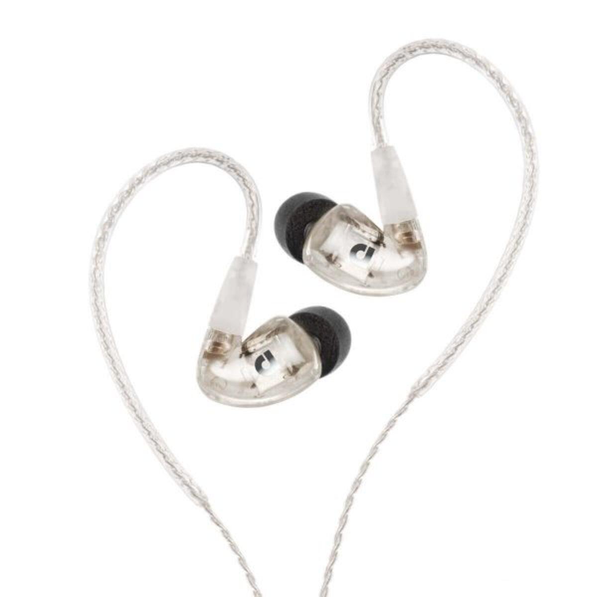AF1120 MK2 監聽級入耳式耳機 - 透明【香港行貨】