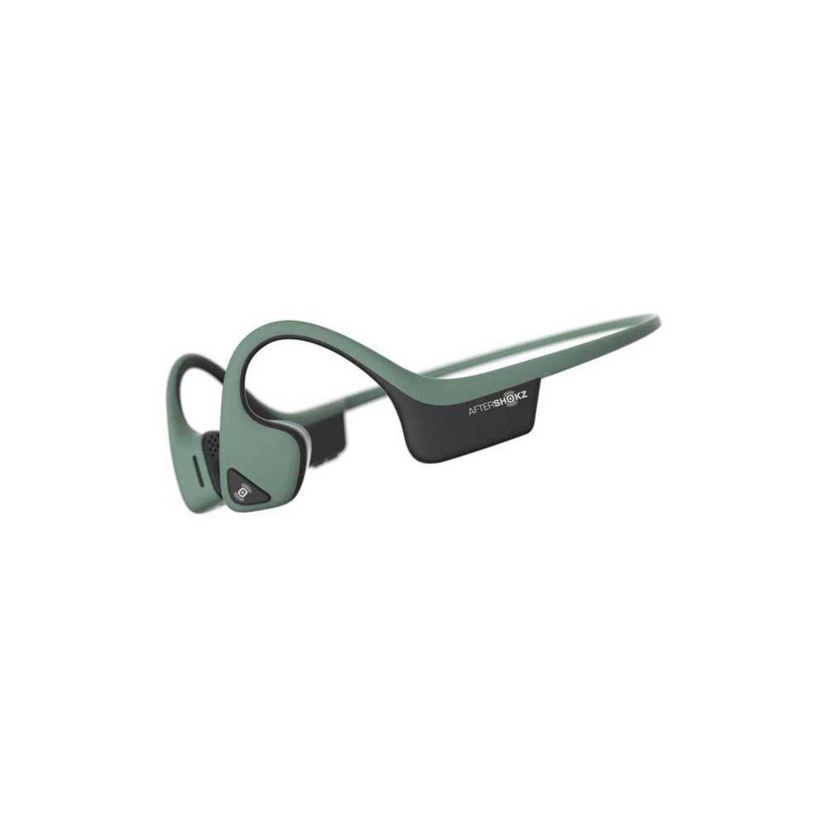 Trekz Air AS650 Bone conduction Headphones[Forest Green]