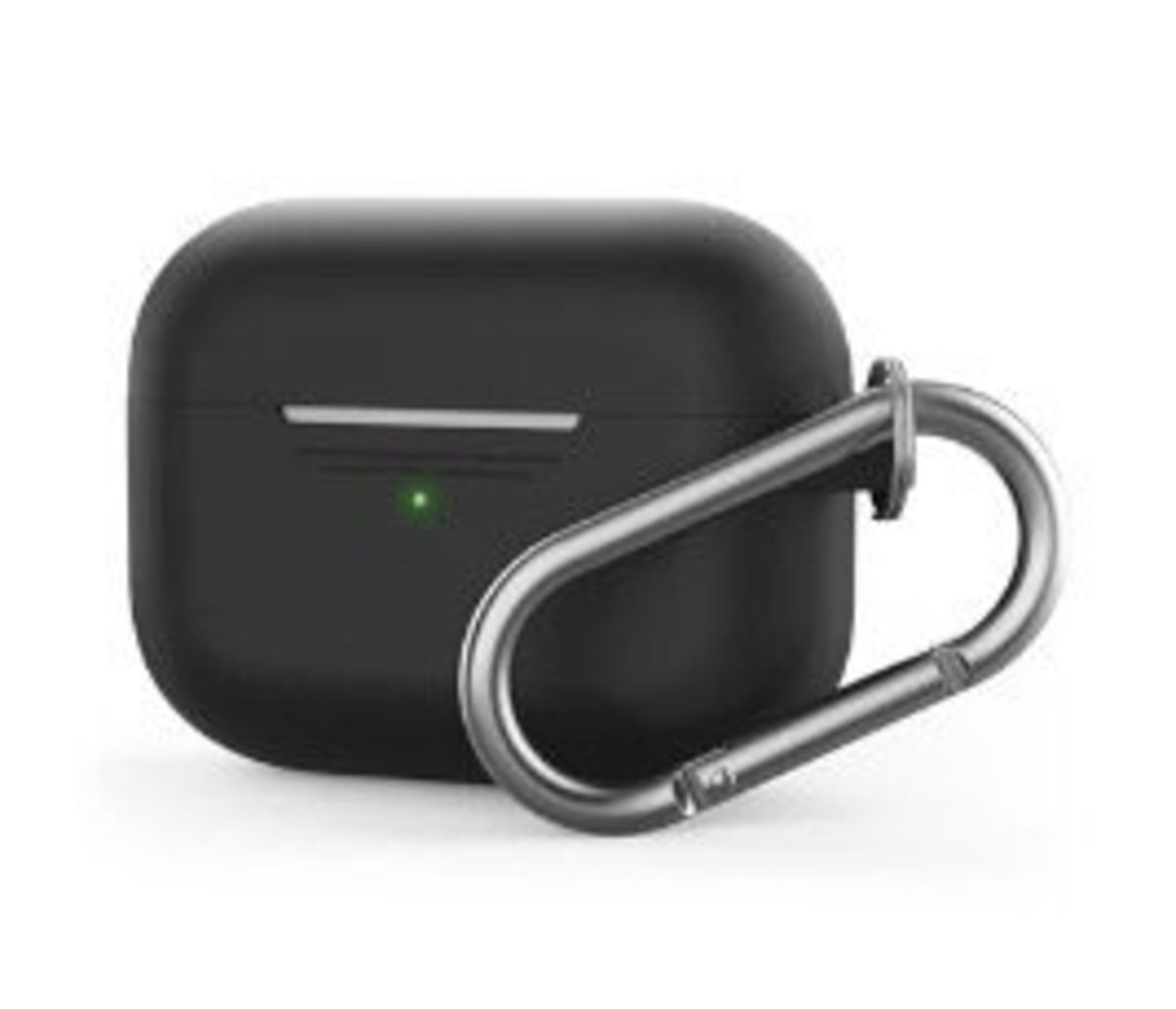 AirPods Pro Silicon Slim Case - Black
