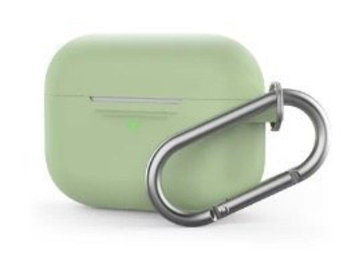 AirPods Pro Silicon Slim Case - Green
