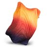 Original Printed Puffy Blanket-T - PYRO FADE