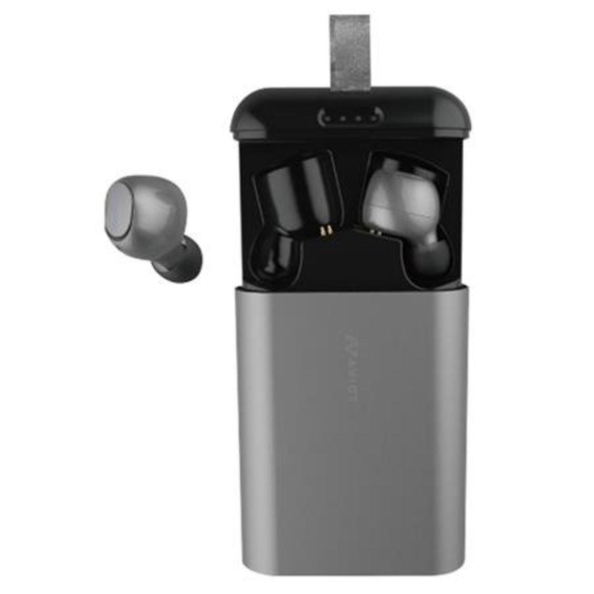 TE-D01b aptX/ AAC True Wireless Earphones[Gun Metal]