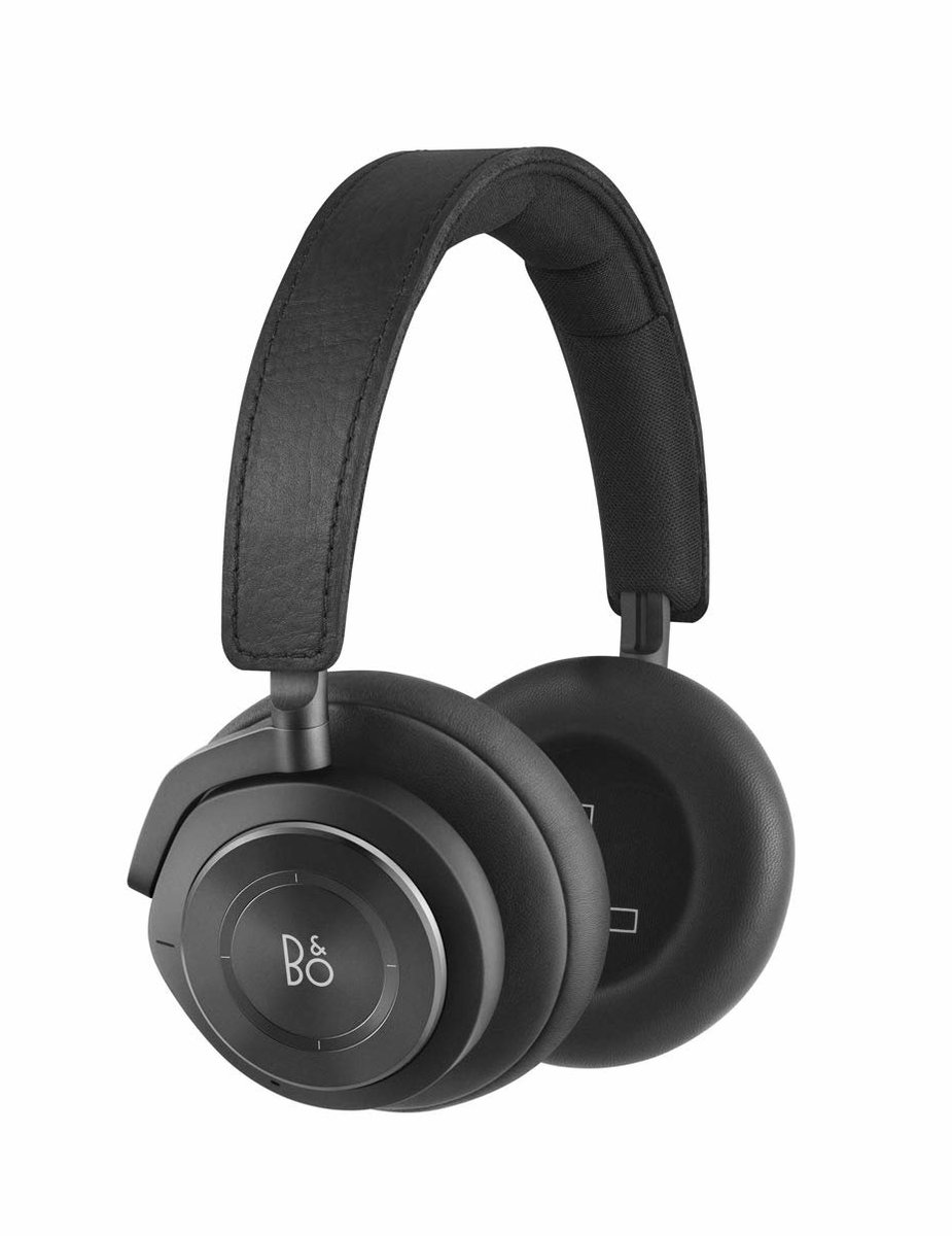 H9 第三世代超長續航主動降噪頭戴耳機[黑色]