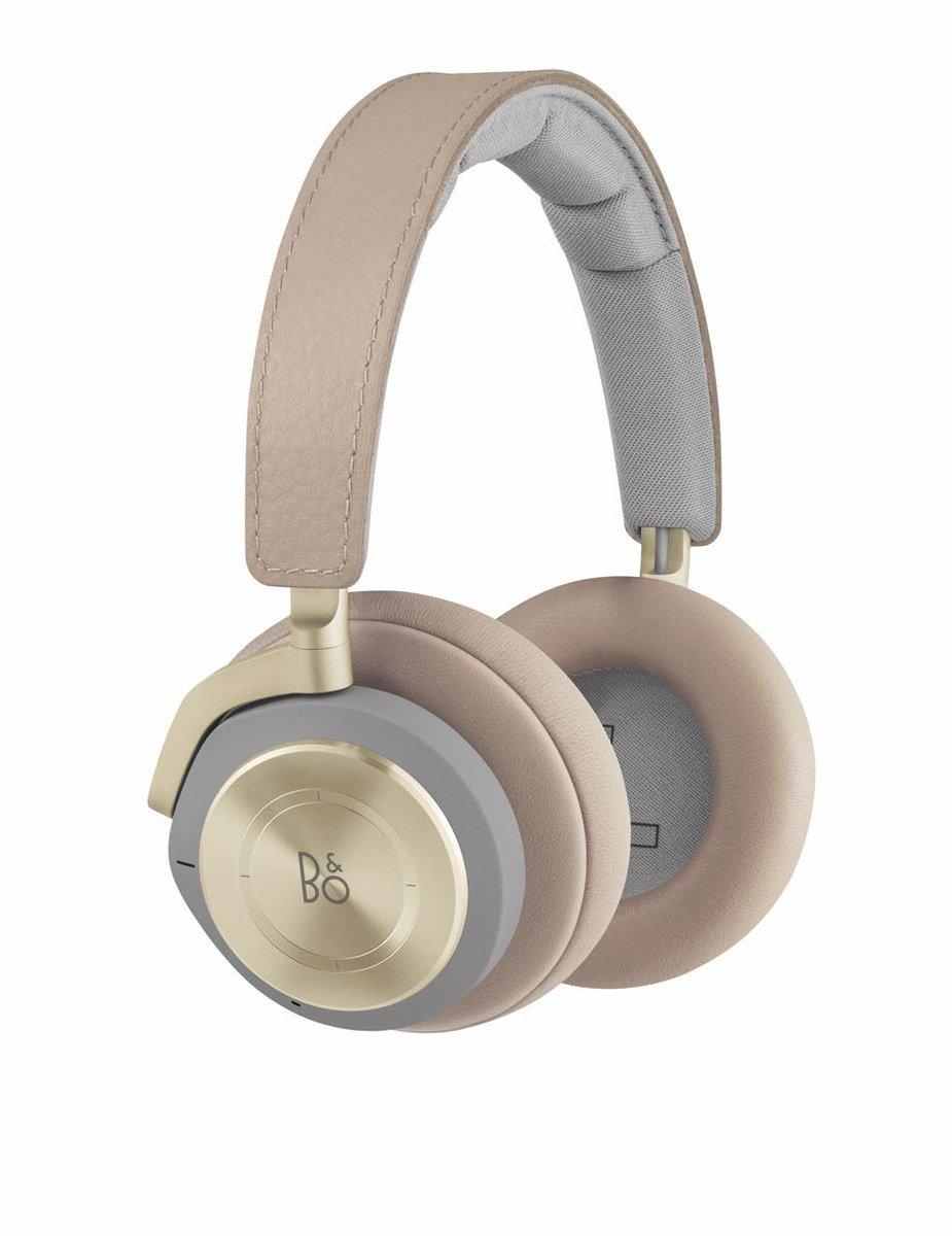 H9 第三世代超長續航主動降噪頭戴耳機[卡其配灰色]