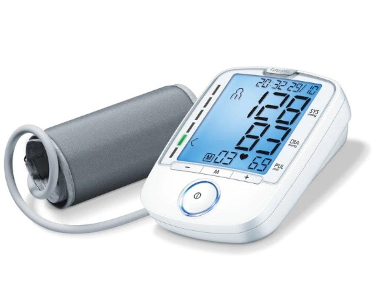 BM47 upper arm blood pressure monitor