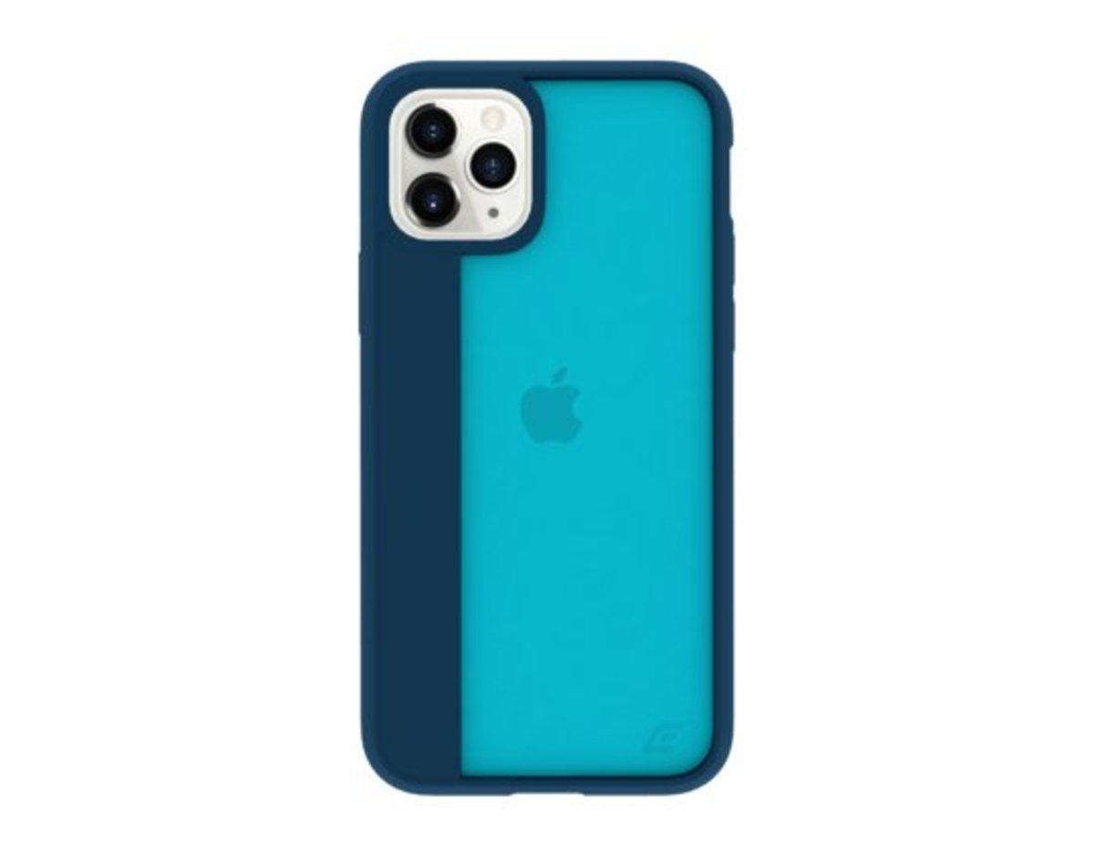 ILLUSION iPhone 11 Pro保護殻[Deep Sea]