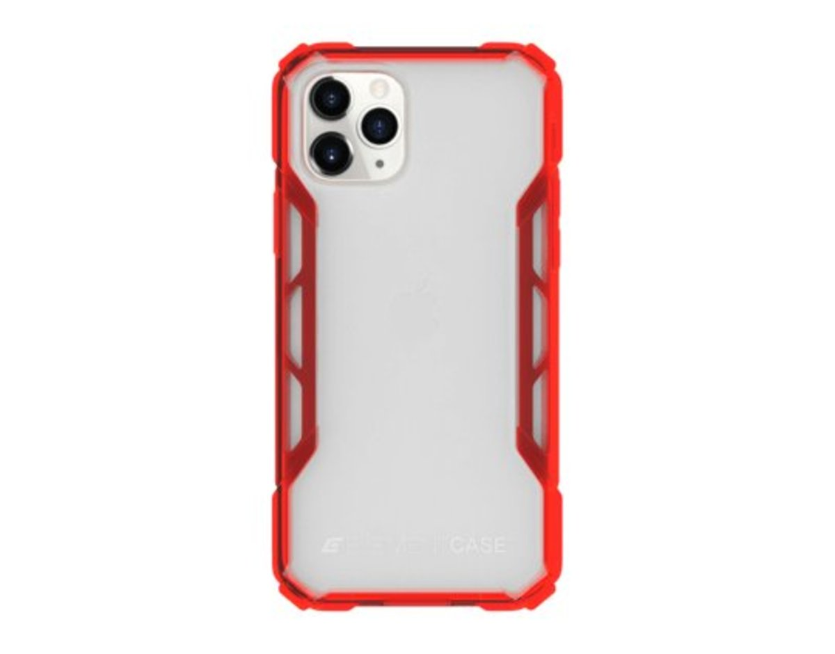 RALLY iPhone 11 Pro保護殻[Sunset Red]