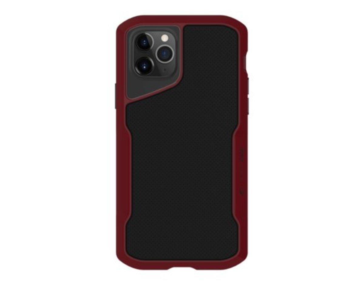 SHADOW iPhone 11 Pro Max 保護殻[Oxblood]