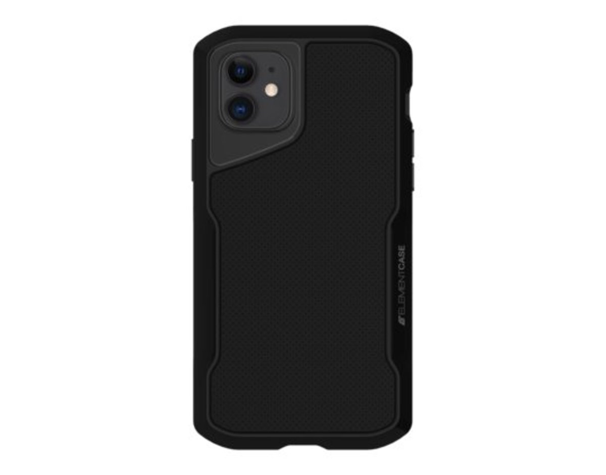 SHADOW iPhone 11 保護殻[Black]