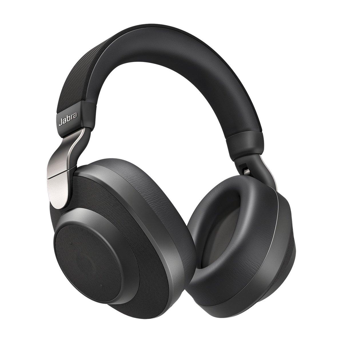 Elite 85h 主動降噪頭戴耳機[鈦黑色]