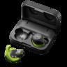 Elite Sport Upgrade True Wireless Earphones[Lime Green Grey]