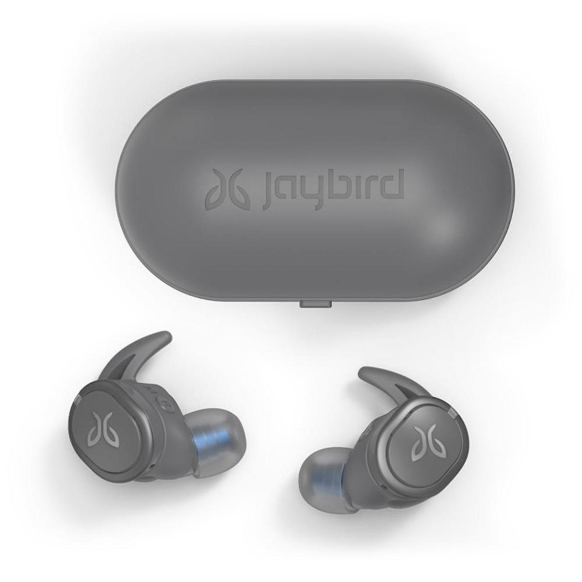 RUN XT TRUE WIRELESS SPORT HEADPHONES[Storm Gray]