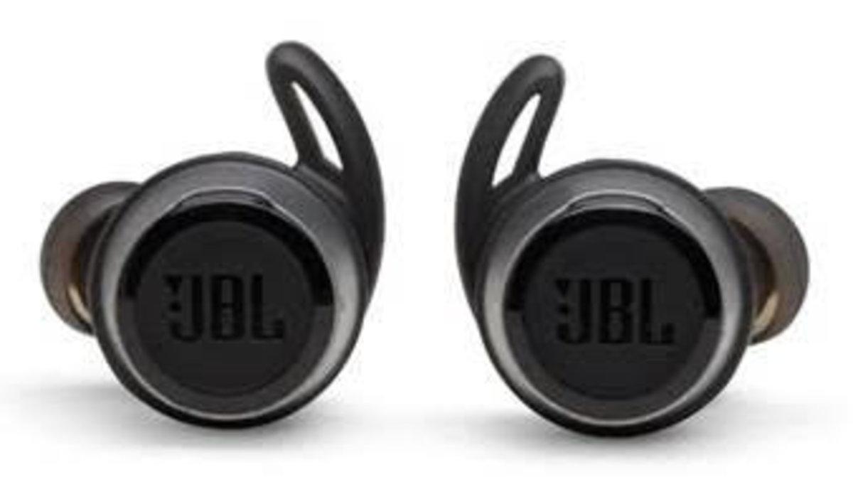 Reflect Flow Bluetooth 5.0 True Wireless Earphones[Black]