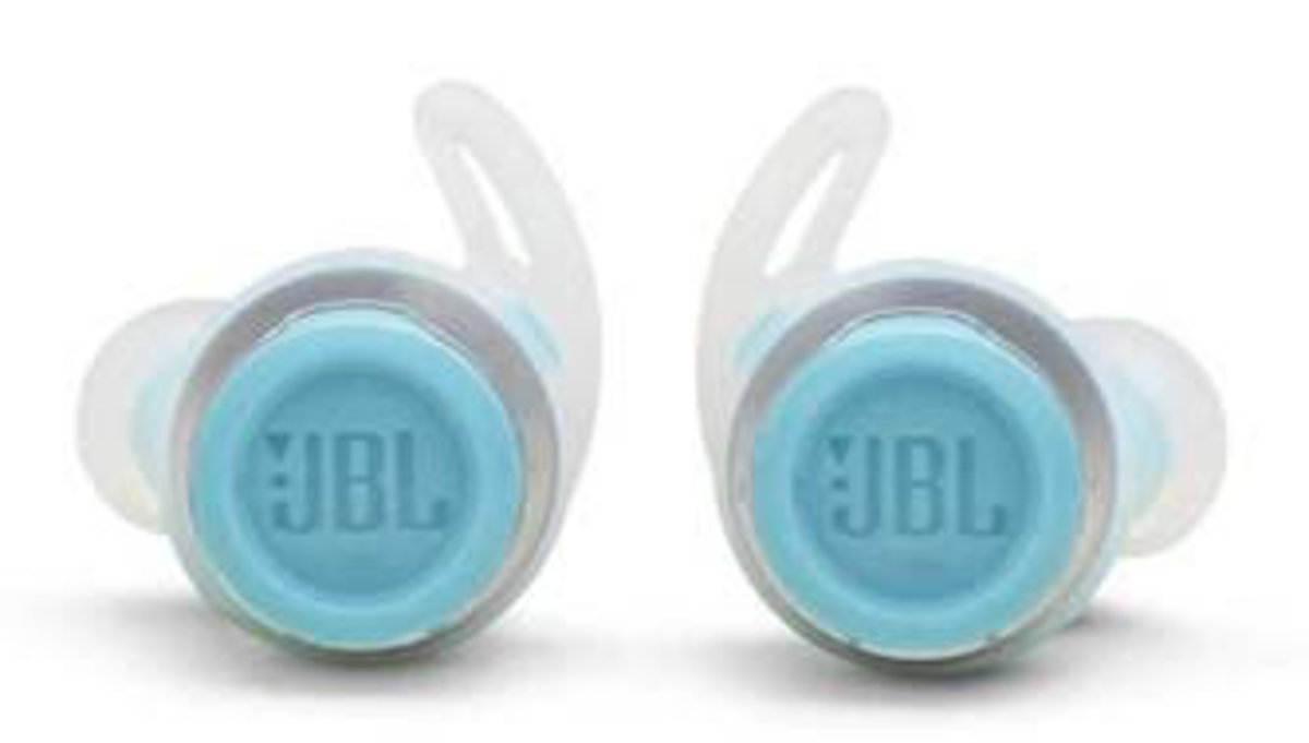 Reflect Flow Bluetooth 5.0 True Wireless Earphones[Light Blue]