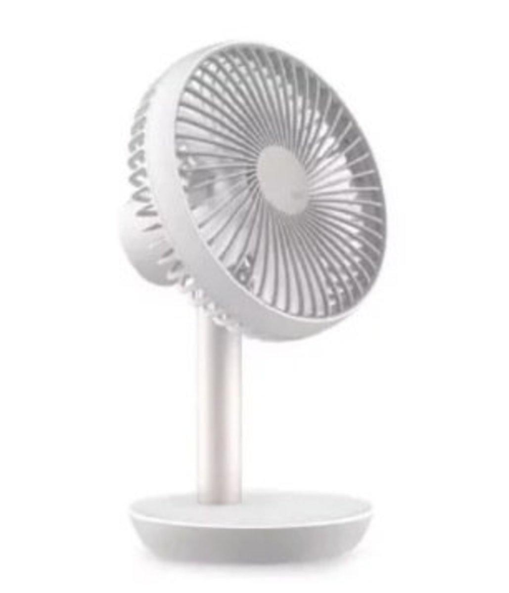 N9 Stand 2 Portable Fan[White]
