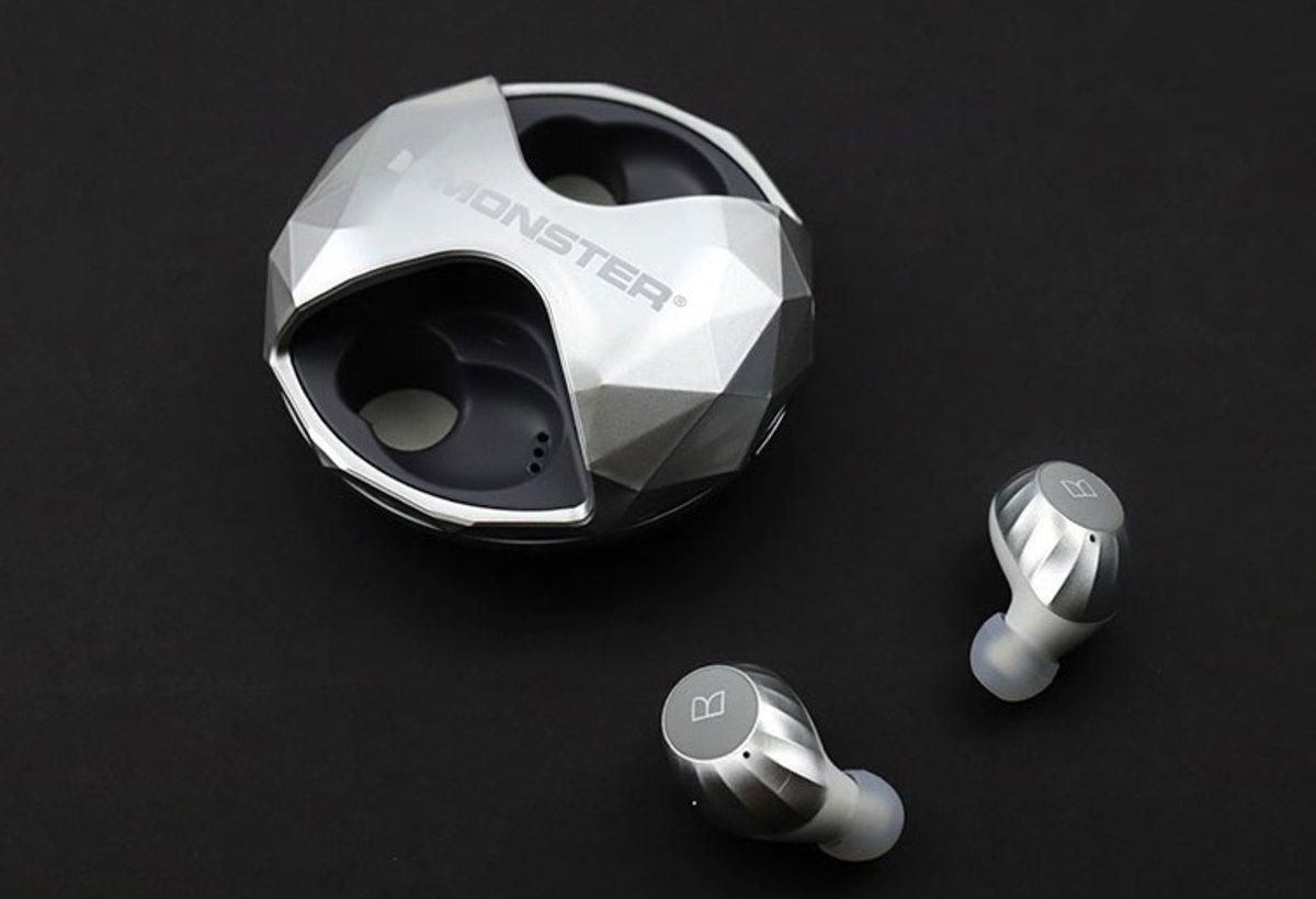 AirLinks True Wireless Earphones[Silver]