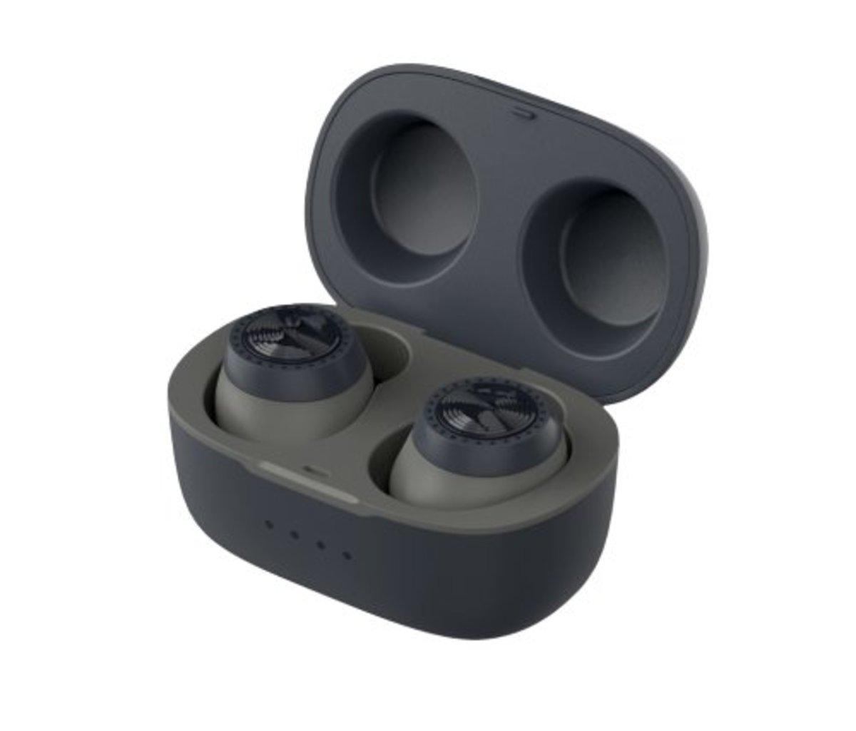 VERVE BUDS 200 Waterpoof True Wireless Earphones]Grey]