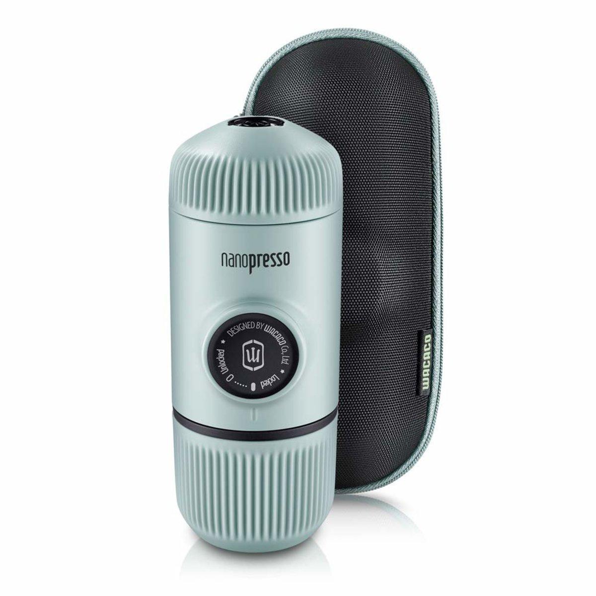 Nanopresso Portable Espresso Maker - Blue