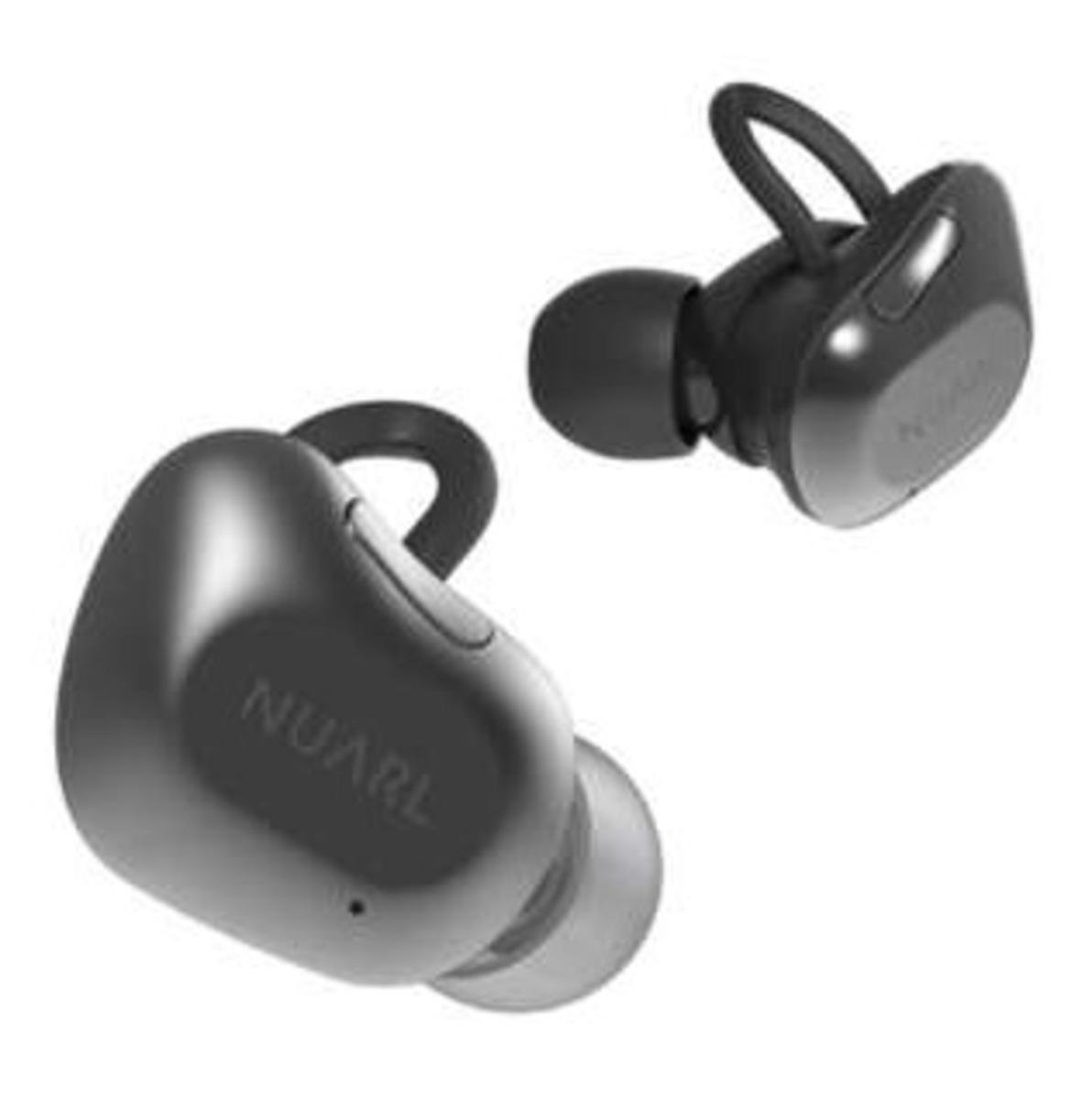 NT01 HDSS® True Wireless Stereo Earphones[Silver Black]