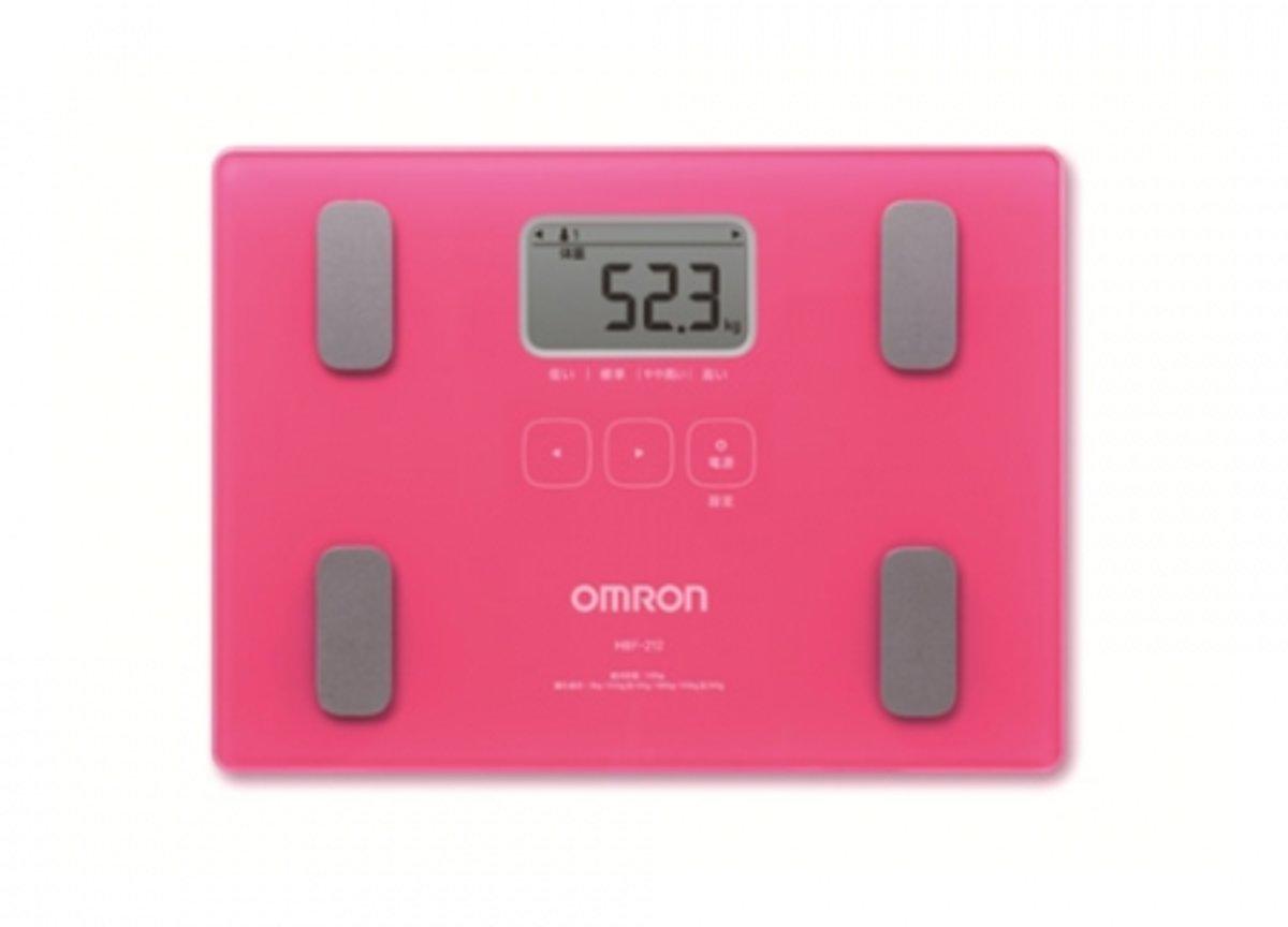 HBF-212 體脂體重磅[粉紅色]