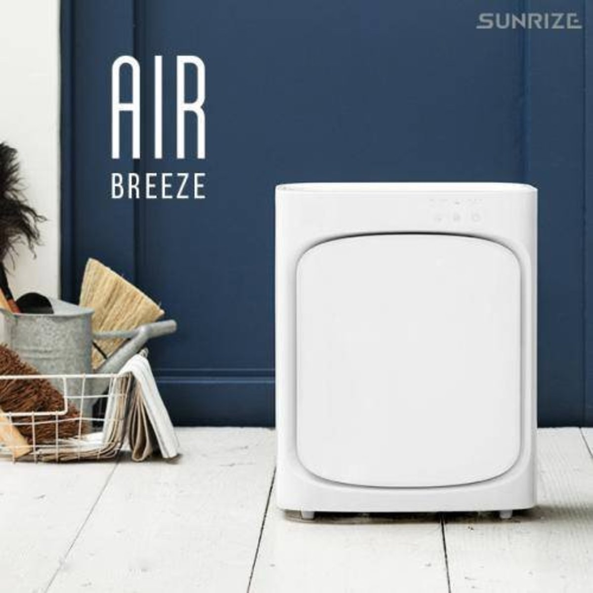 opl001 AIR Breeze HEPA 光觸媒空氣潔淨機【香港行貨】
