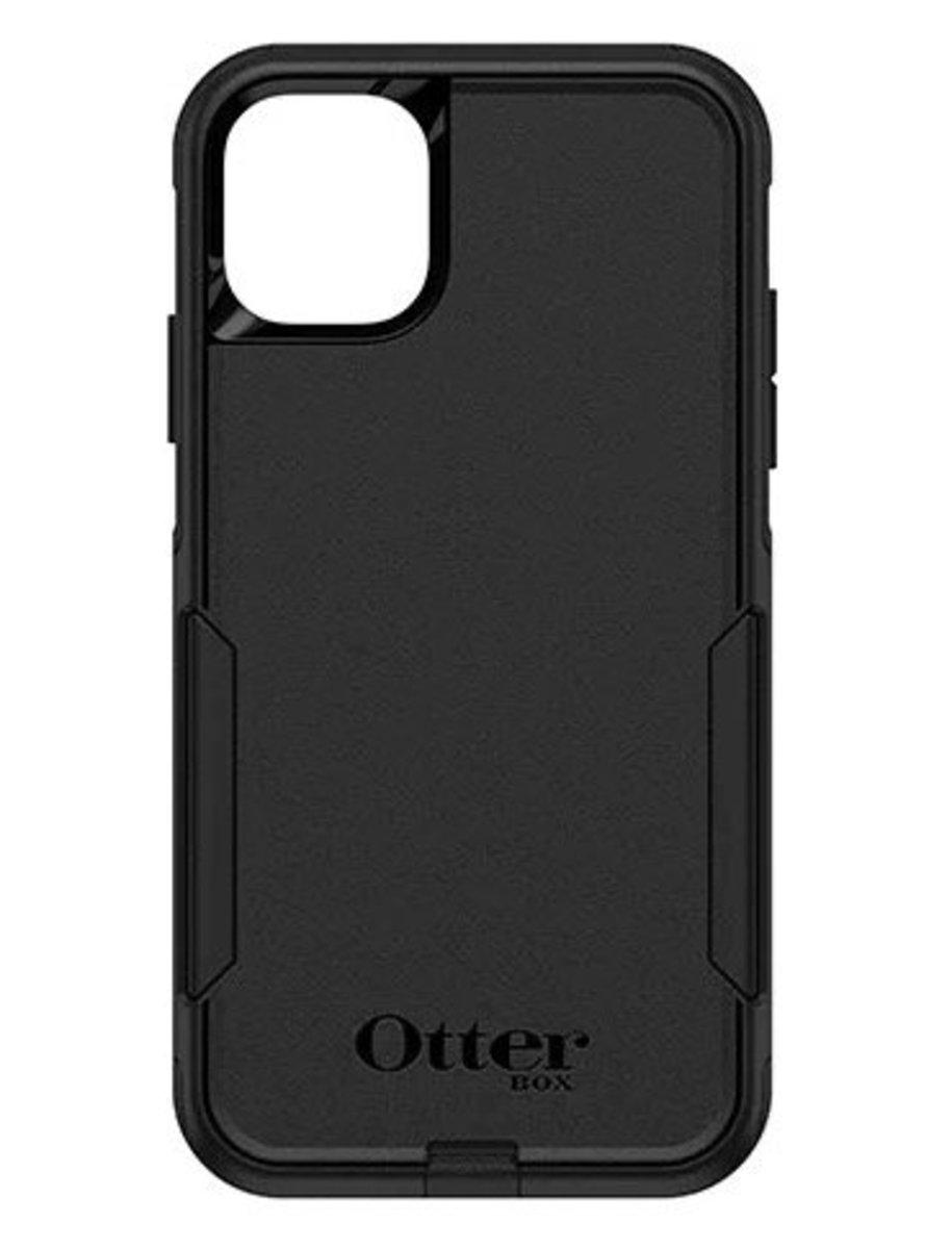 Commuter通勤者系列 iPhone 11 保護殼[Black]