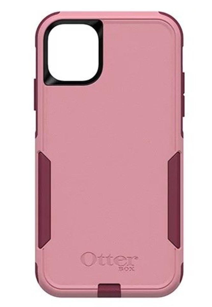 Commuter通勤者系列 iPhone 11 保護殼[Cupid's Way Pink]