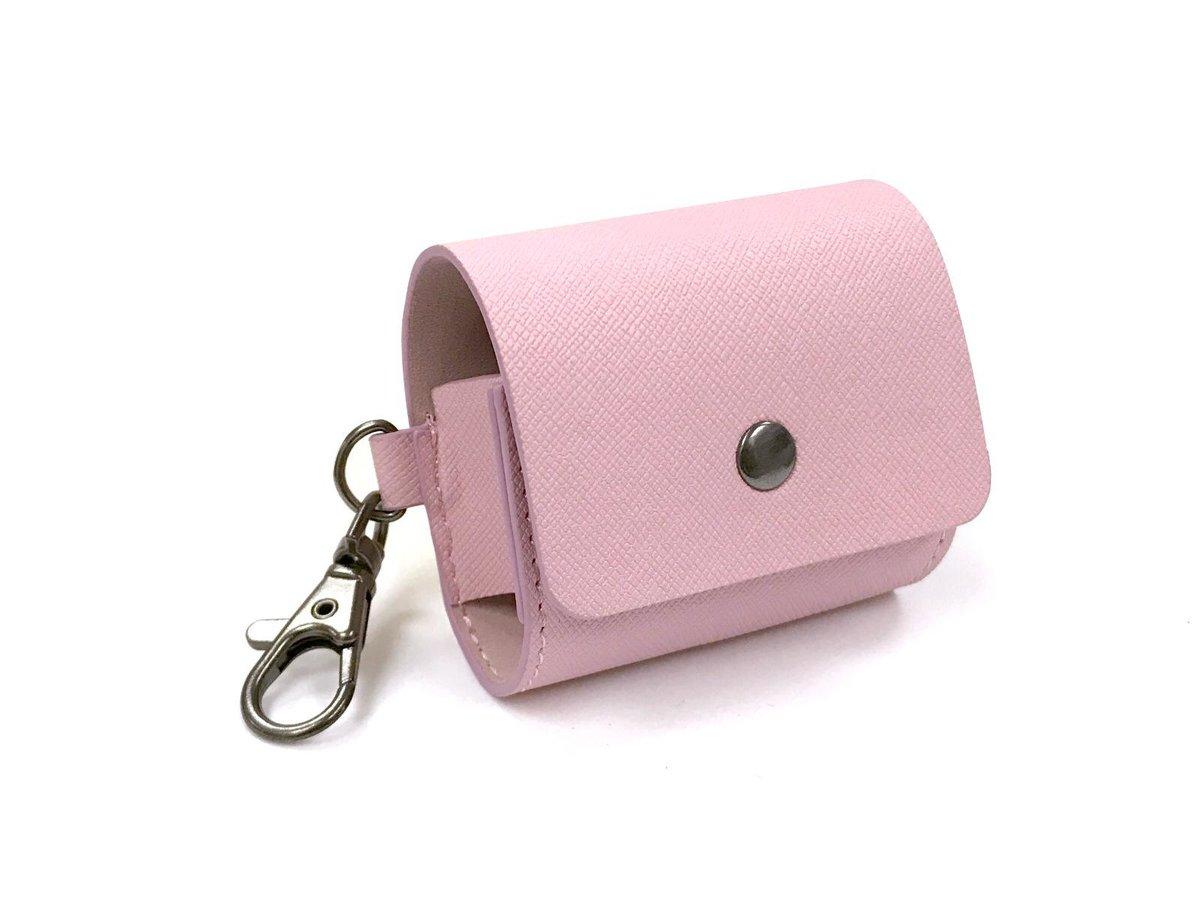 E12 or X12 Pro 真無線耳機專用皮套[粉紅色]