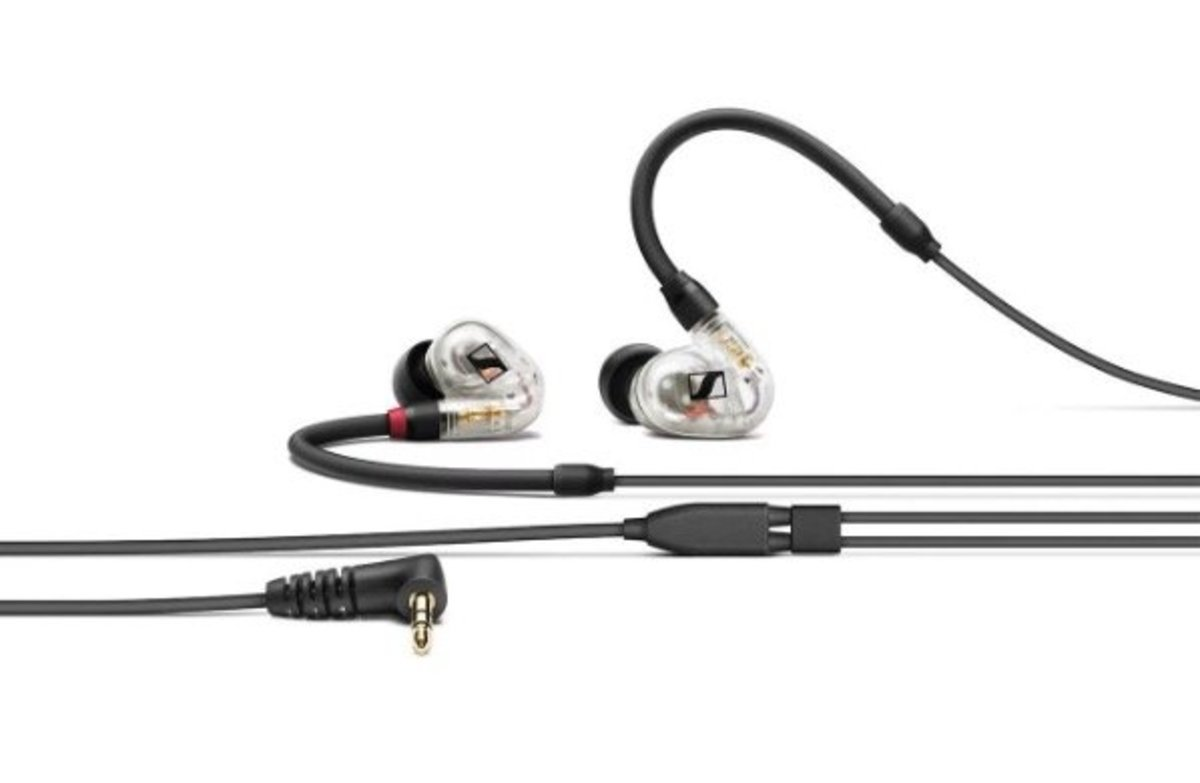 IE 40 PRO In-Ear monitoring Earphones[Clear]