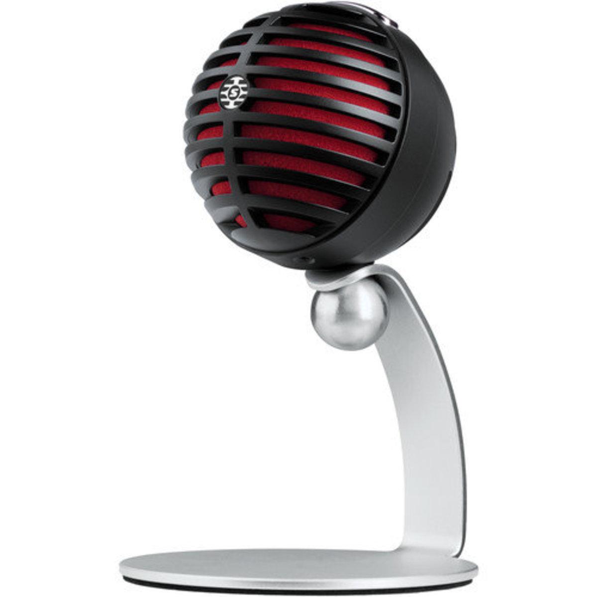 MOTIV MV5 Digital condenser microphone[Black]