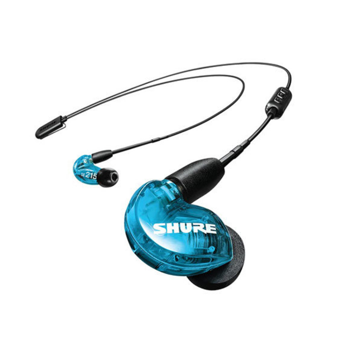 [RMCE-BT2 藍牙5.0版]SE215 Wireless 專業級無線監聽隔音耳機[藍色]