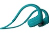 NW-WS623 Waterproof MP3 Player bluetooth Earphones [Blue]