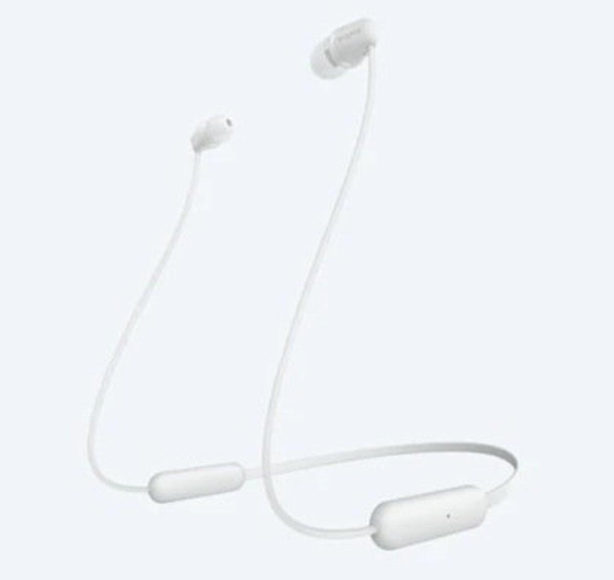 WI-C200 無線入耳式耳機[白色]