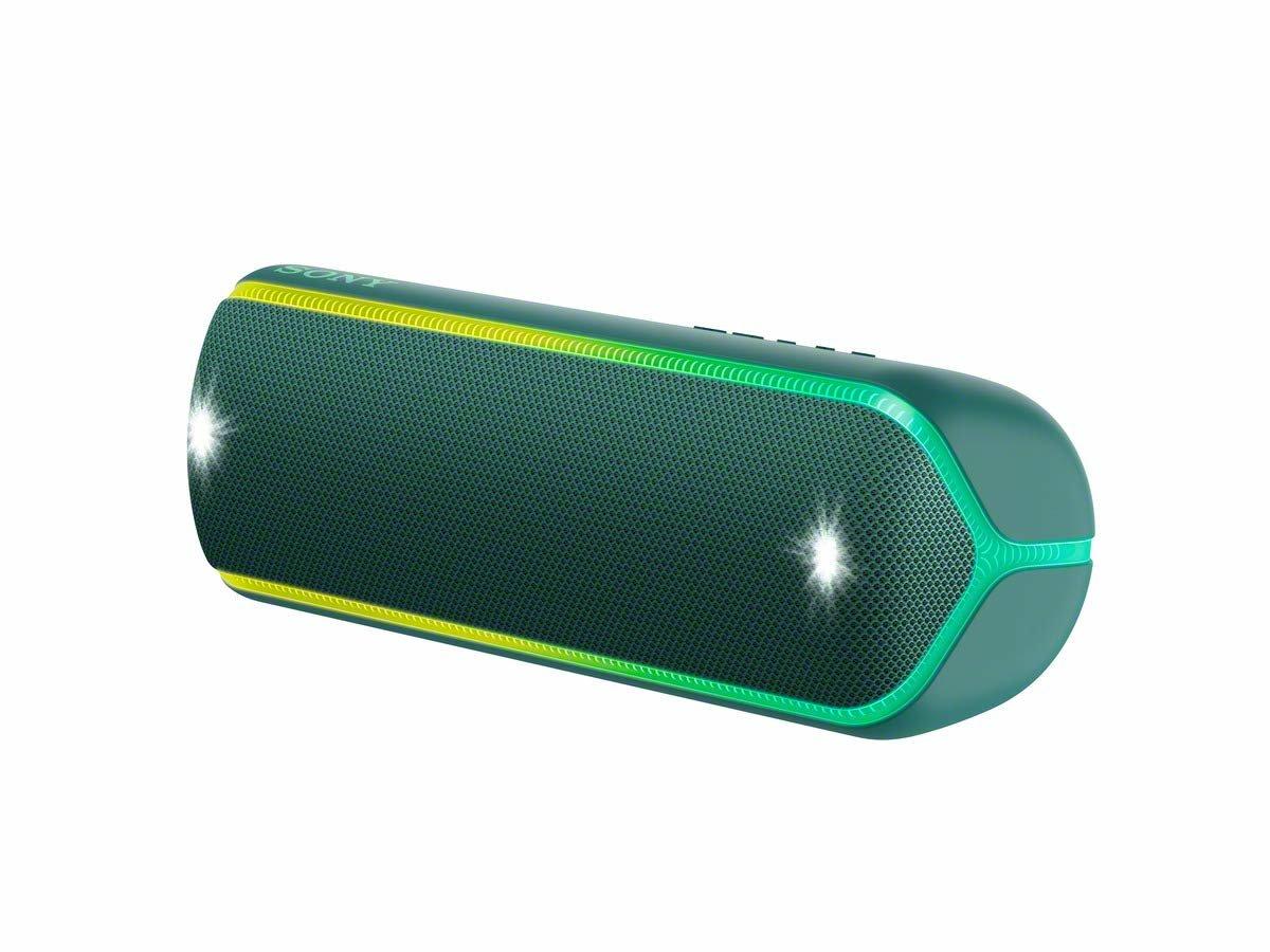 SRS-XB32 EXTRA BASS Waterproof Bluetooth Speaker[Green]