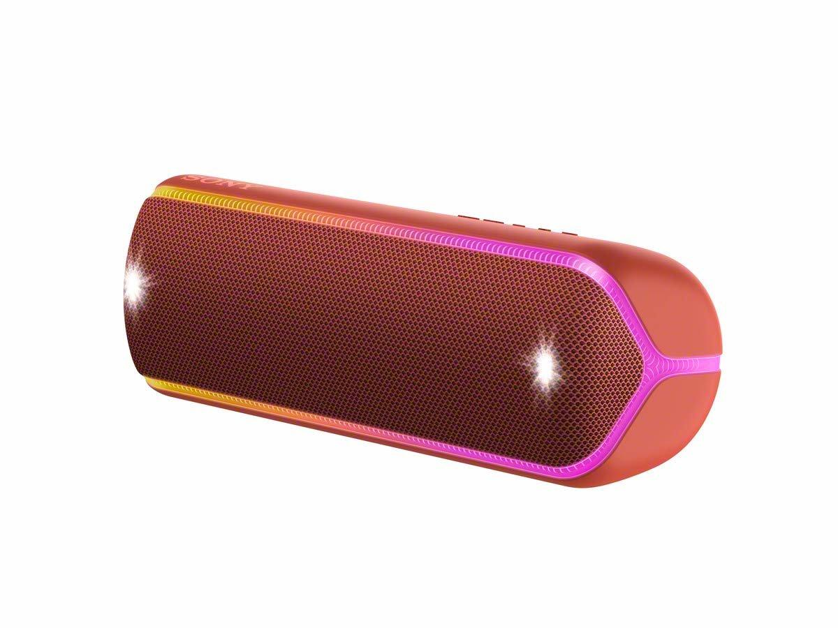 SRS-XB32 EXTRA BASS Waterproof Bluetooth Speaker[Red]
