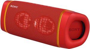 SONY SRS-XB33 EXTRA BASS™ 便攜移動防水藍牙喇叭[紅色] 香港行貨一年保養