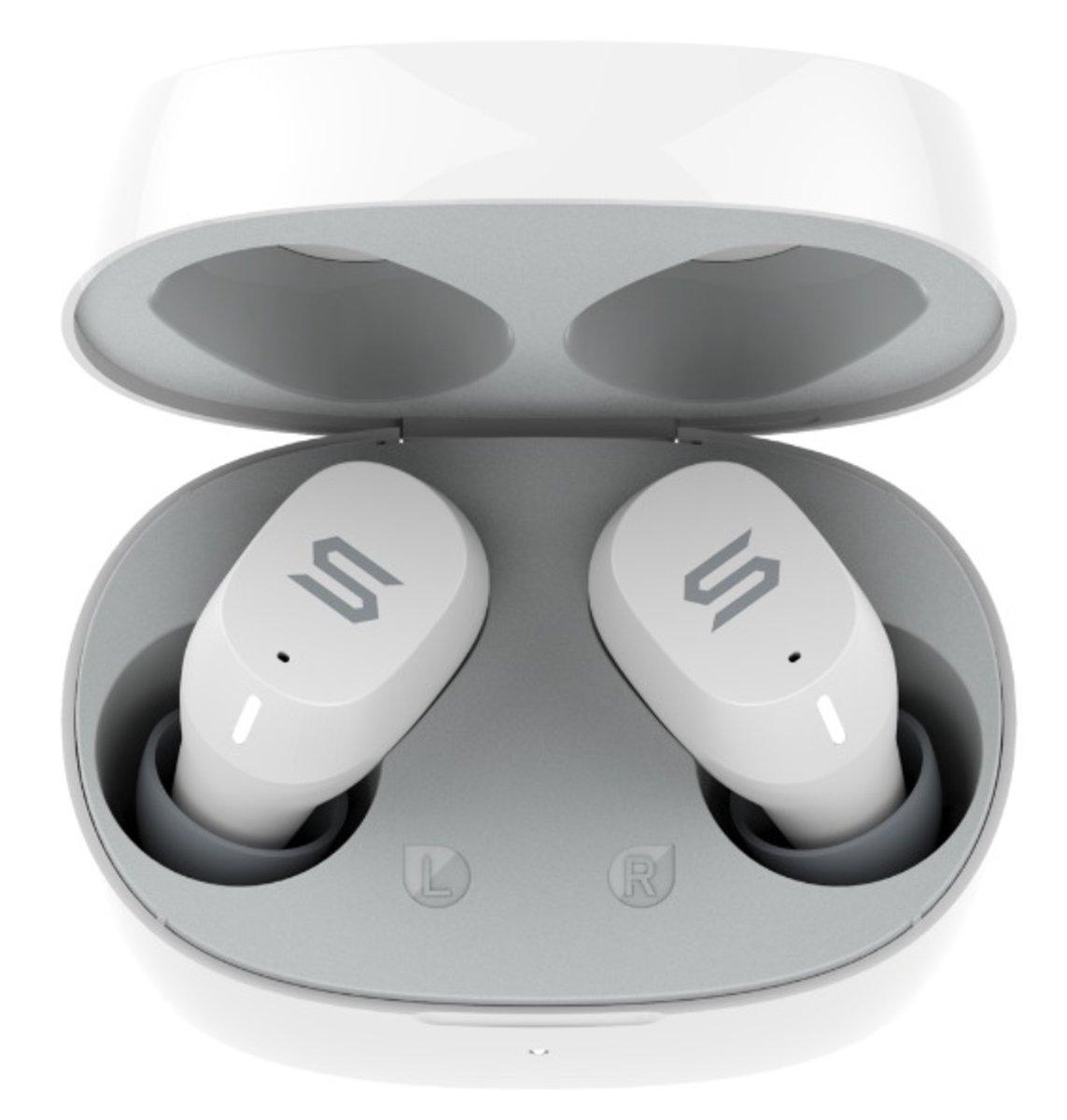 EMOTION2 True Wireless Earphons[White]