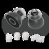 CP240 專利技術雙傘升級耳膠[大碼]