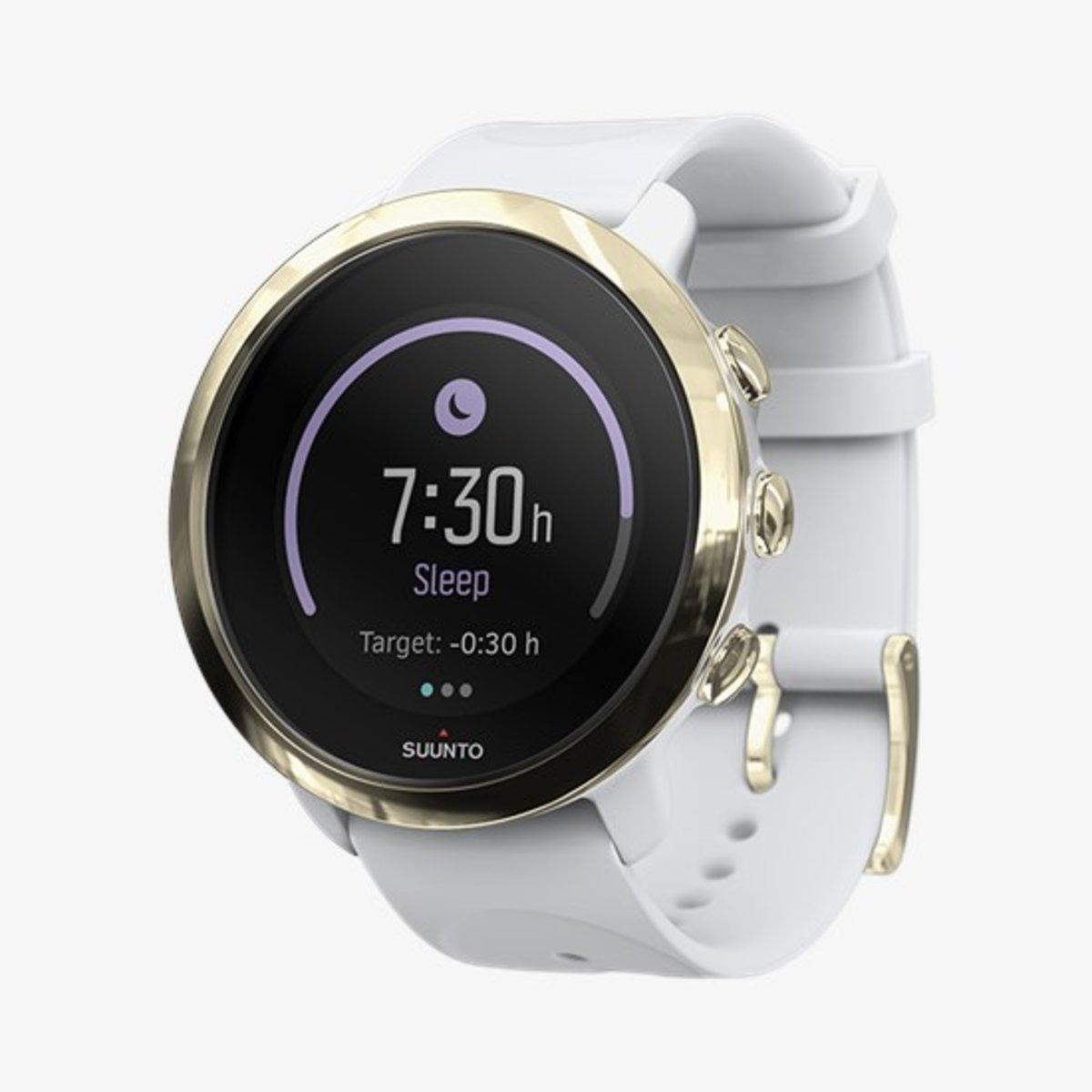 3 Fitness Gold 運動智能手錶[SS050069000]