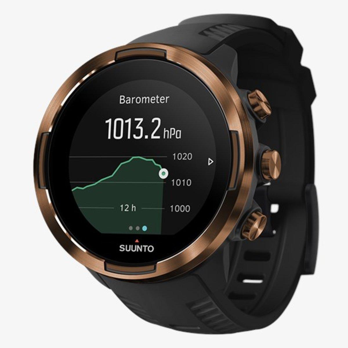 9 Baro Copper 全方位運動智能手錶[SS050250000]