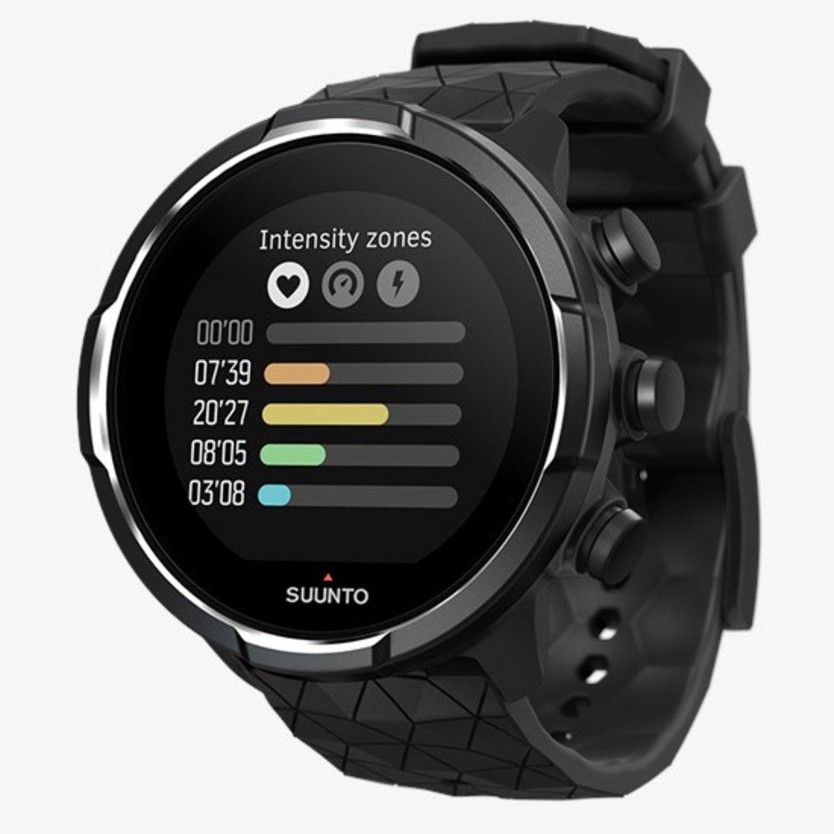 9 Baro Titanium 全方位運動智能手錶[SS050149000]