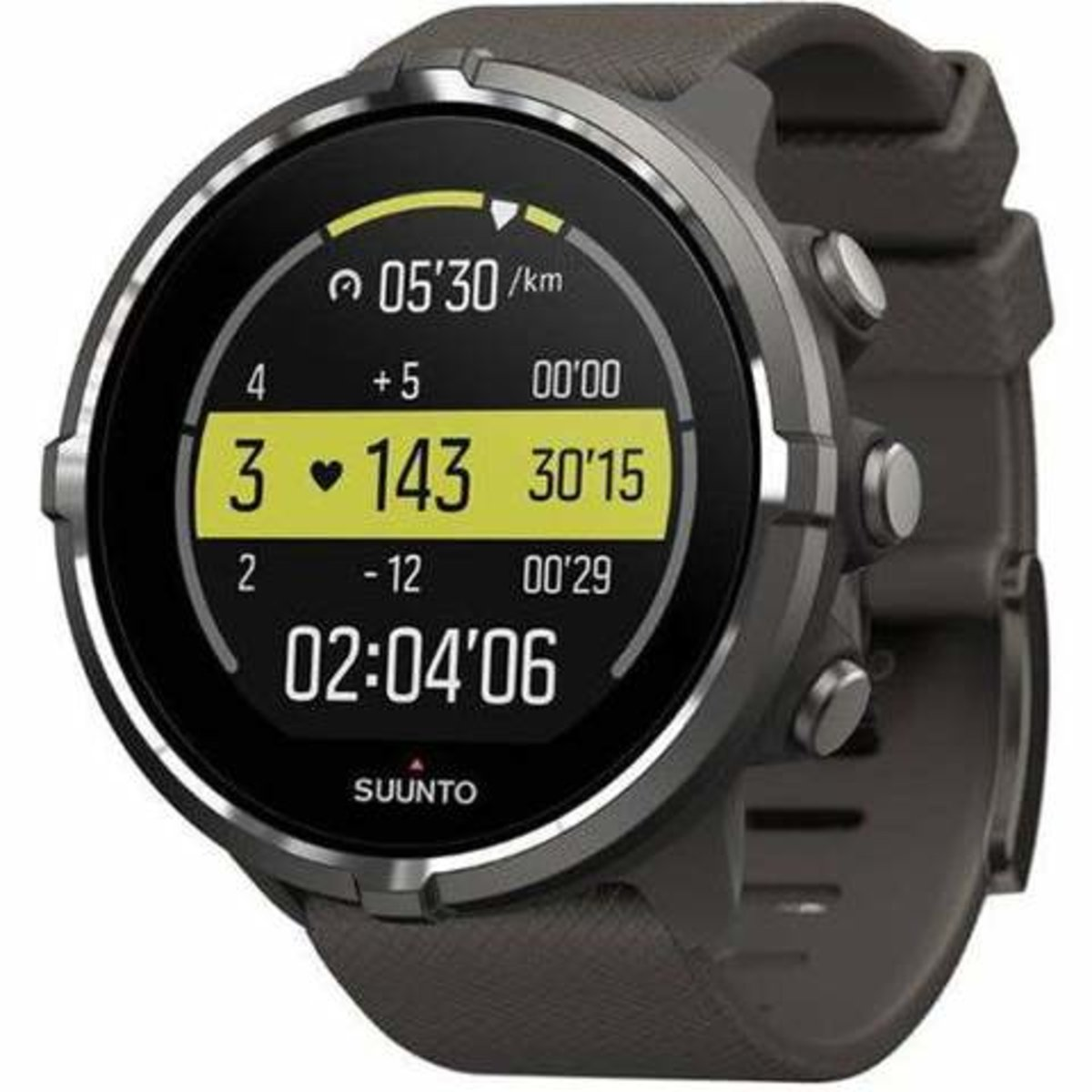 Spartan Sport Wrist HR Baro Graphite Sport Smart Watch[SS023946000]